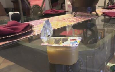 Una mujer denuncia haber encontrado pedazos de plástico en una compota q...