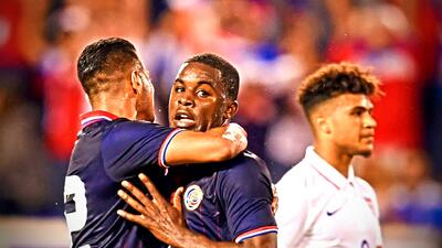 EE.UU. 0-1 Costa Rica: Team USA no levanta, ahora pierde con Costa Rica