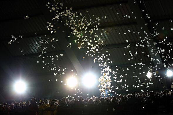 El duelo se disputó en el Harilaou Stadium.