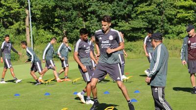 Diego Reyes: el hombre que quiere demostrar que está listo para México en el Mundial