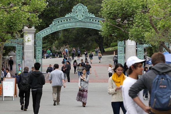 Universidad de California en Berkeley.