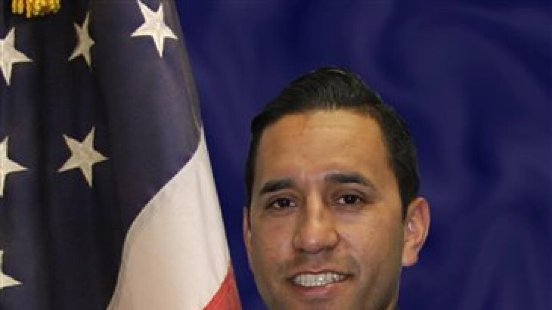 Ricardo Galvez, de 29 años.