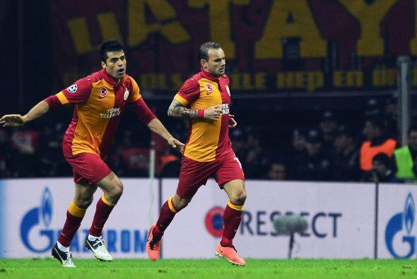 Galatasaray (Turquía) y Anderletch (Bélgica) completan el tercer grupo d...