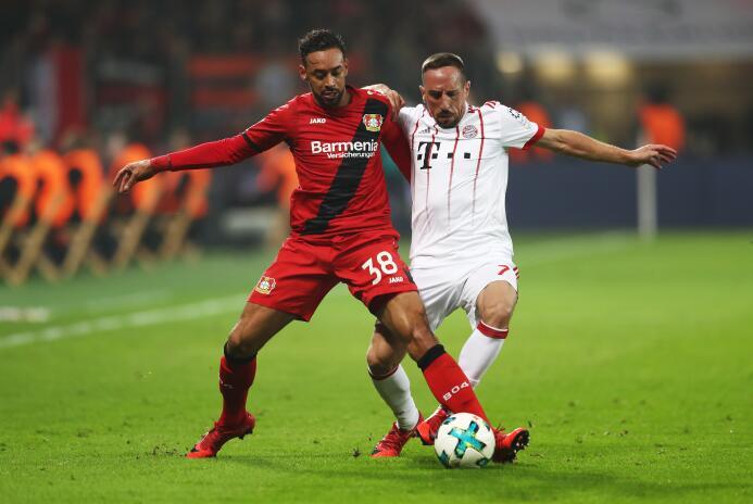 James cerró el triunfo del Bayern ante el Leverkusen en la reanudación d...