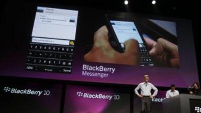 Además del nuevo software Blackberry 10 (BB10), la empresa presentará do...