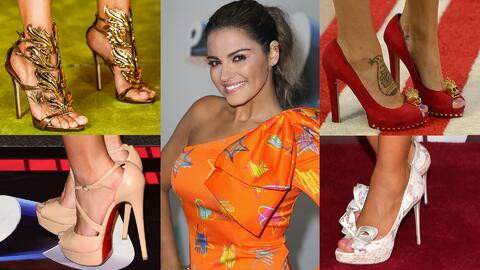 Mejores zapatos en Premios Juventud