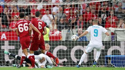 Loris Karius, el gran villano que le 'dio' la Champions al Real Madrid
