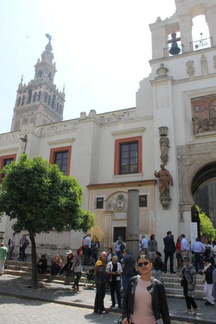 Estas son las fotos más bellas de Clarissa Molina en Sevilla IMG_4365.JPG