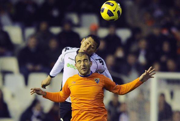 Valencia recibió al Málaga en un partido loco en el que los locales estu...