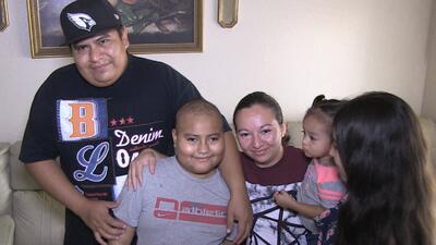 La familia Godoy lucha por no ser separada por las leyes migratorias y s...