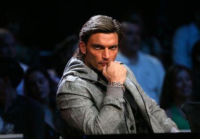 El actor Julián Gil formó parte del jurado de Nuestra Belleza Latina y c...