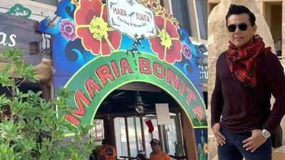 El rinconcito con sabor mexicano que Raúl Brindis encontró en Dubai