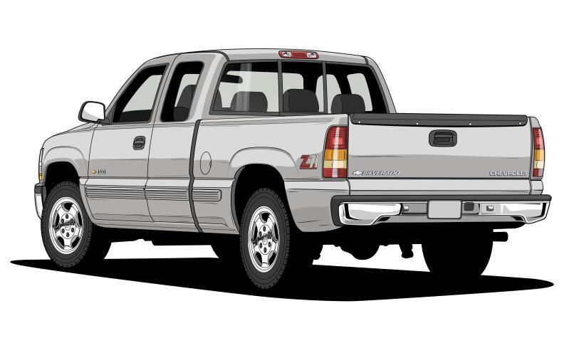 100 años de pickups Chevrolet