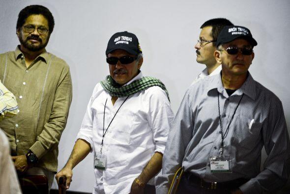 Las FARC insistieron el viernes en pedir al presidente de EEUU, Barack O...