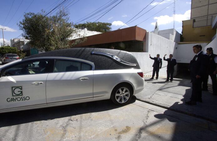Perro Aguayo Jr: A dos años de su muerte. GettyImages-467258978.jpg