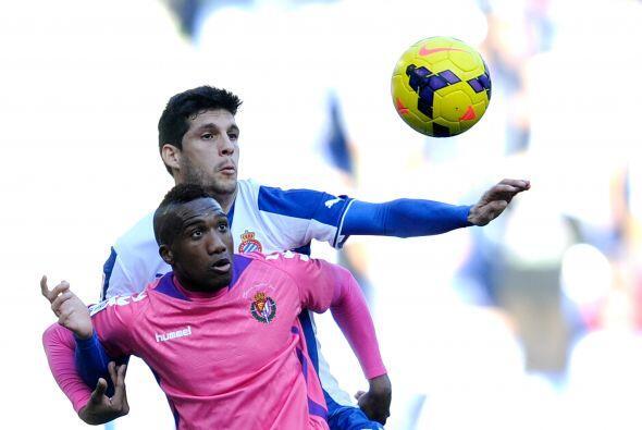 Fue un buen día para los equipos catalanes, pues el Espanyol sacó buena...