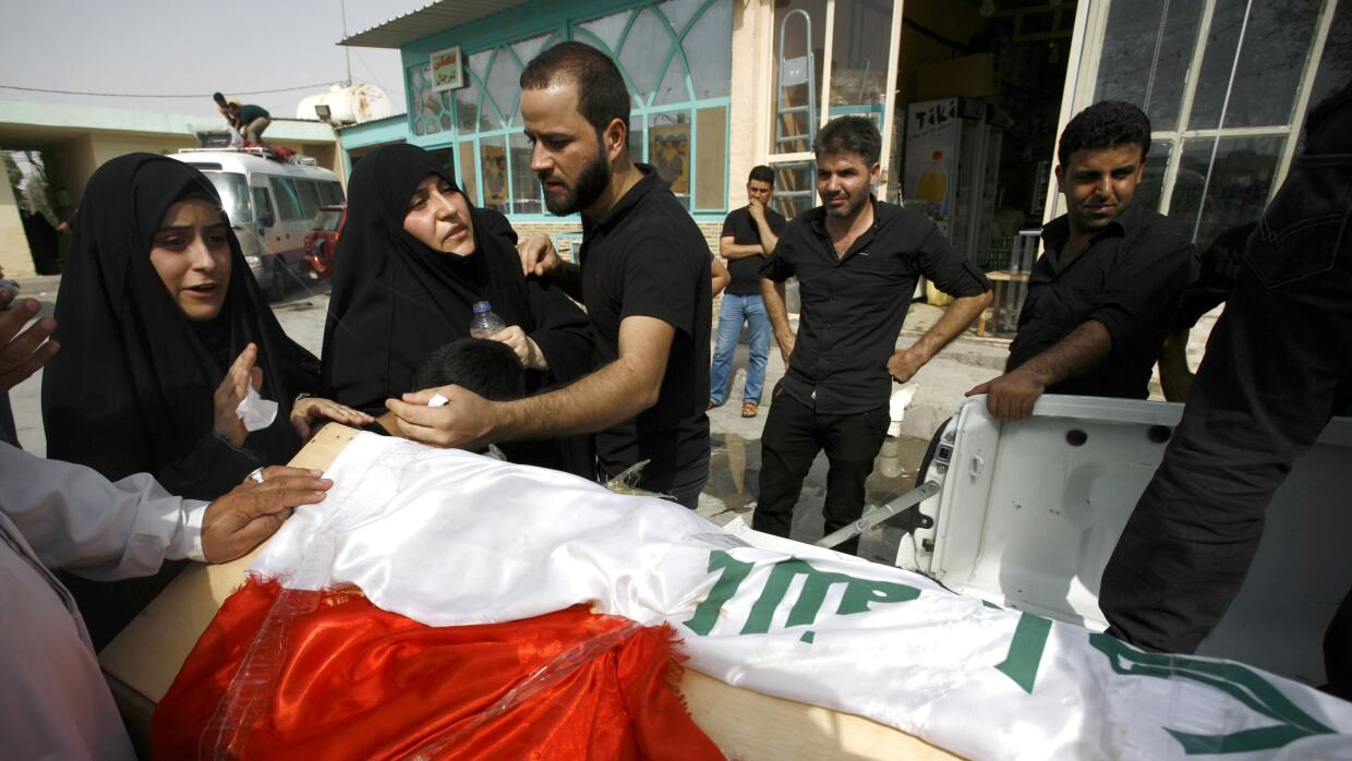 Nassar & Al Sudairi: Forgotten Lives and Unmournable Deaths  GettyImages...