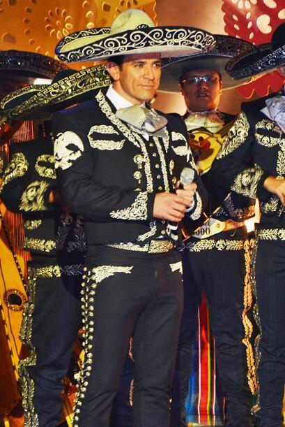 """Llegará al """"Ay Jalisco, no te rajes"""" a cantar."""