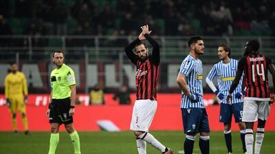 ¿Se despidió el 'Pipita' Higuaín con su último gol de Milán en Italia?