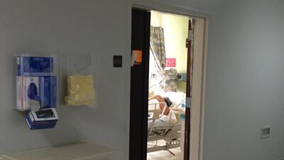 Hospitales sin luz ni agua: La realidad del sistema de salud en Puerto Rico después del paso del huracán María (fotos)