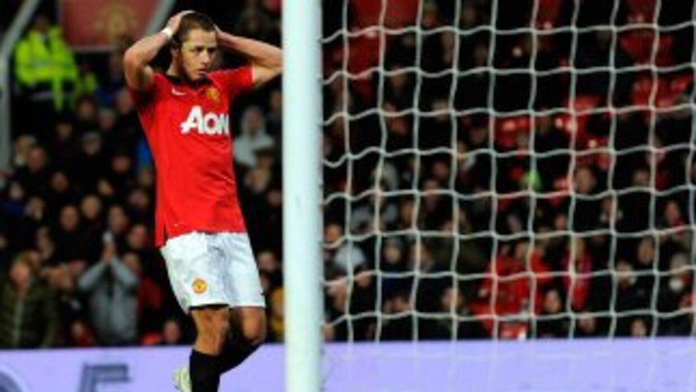 Hernández marcó el gol del empate parcial para el United, pero tanto él...