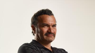 Diego Vásquez, ismael en 'El Chapo'