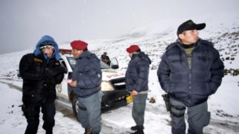 Las patrullas de rescate de la Policía Nacional del Perú encontraron ya...