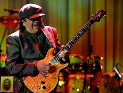 Santana: Con su disco, 'Corazón', quedó nominado en la categorí Top Lati...