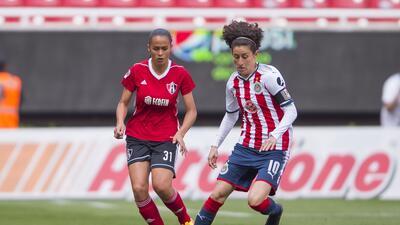 En Fotos: Chivas se lleva el 'Clásico Tapatío' en la Liga MX Femenil