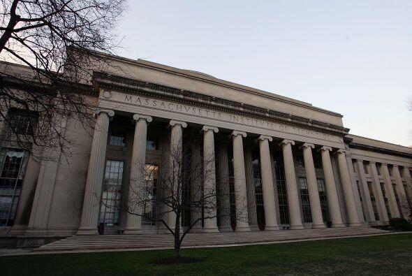 7 - Instituto de Tecnología de Massachusetts   Diferencia de salario en...