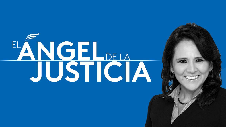 Angel de Justicia podcast promo