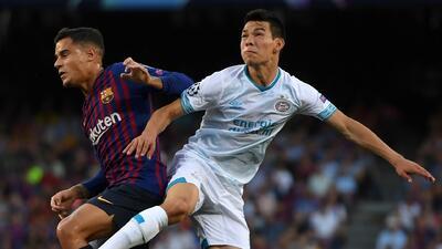 Aldo Farías considera que 'Chucky' Lozano no está al nivel de los 'astros' del Barcelona
