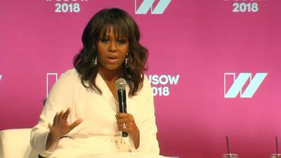"""""""Barack Obama no pudo eliminar el racismo"""", reconoció Michelle Obama"""