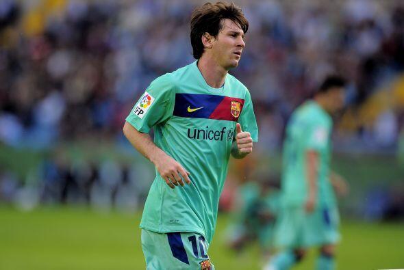 Lionel Messi no salió en su mejor tarde, peor este marcador funcionaba p...