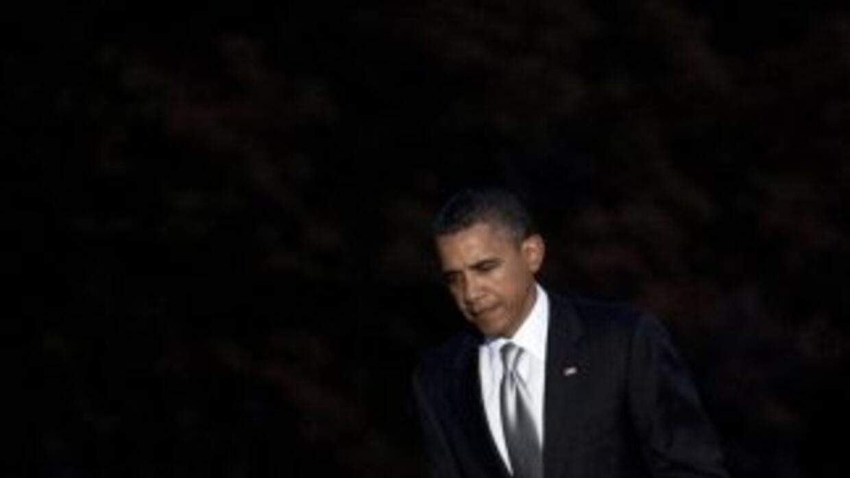 El presidente de Estados Unidos dijo que los republicanos quieren dejar...
