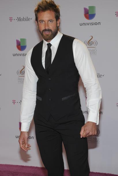 Uno de los actores y papitos más guapos es Gabriel Soto.