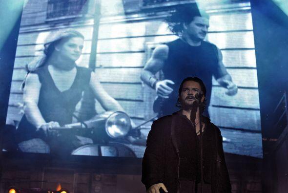 Con 'Animal Nocturno' lanzó sus éxitos 'Cómo Olvida...