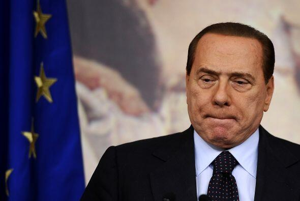 Silvio Berlusconi Berlusconi se estremeció cuando escuchó a Benjamin Net...