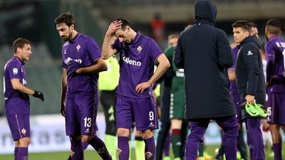 Otro mal resultado de la Fiorentina; Salcedo fue titular