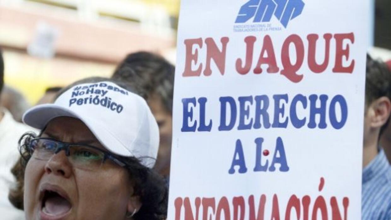 En jaque el acceso a la información en Venezuela a raíz de la falta de p...