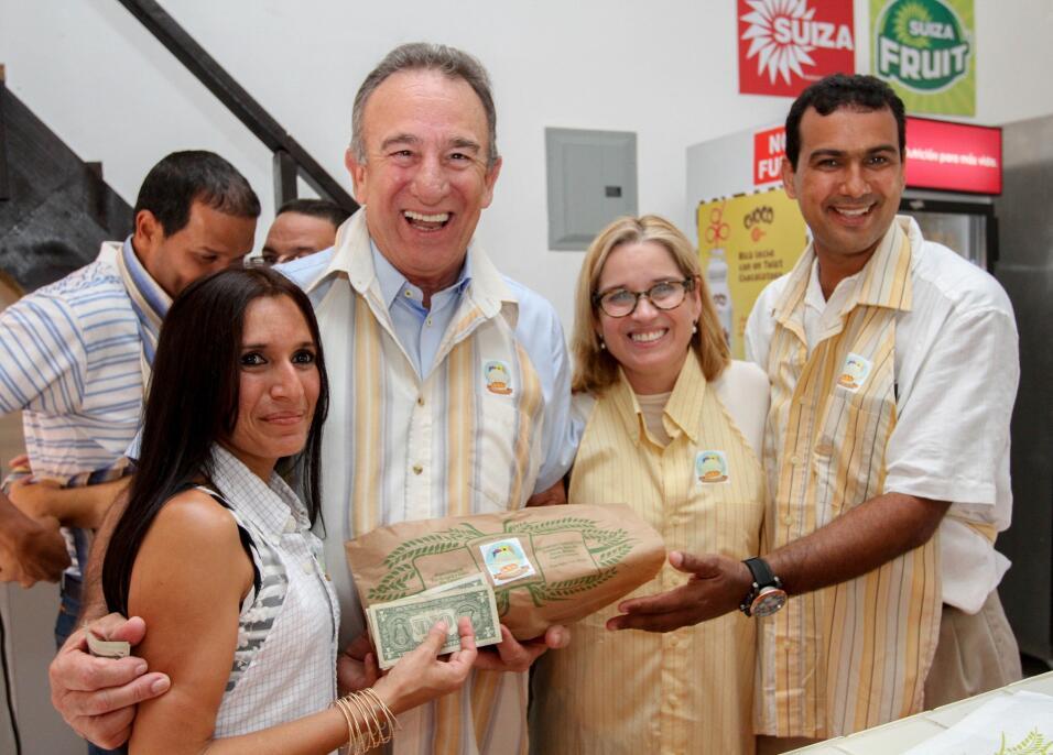La Panadería La Perla fue inaugurada gracias a la ayuda del Municipio y...