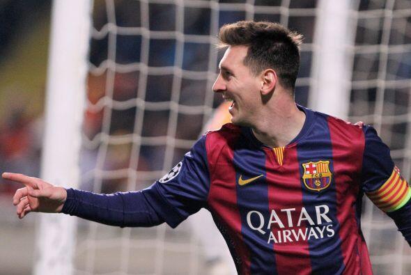 Lionel es un delantero muy hábil con la pelota y que puede sacarse una g...