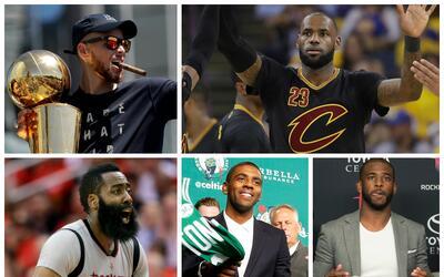 Sports Illustrated publicó su popular Top-100 de los mejores juga...