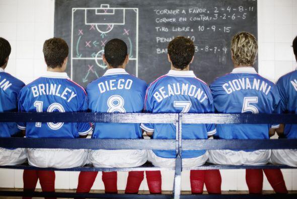 Si el equipo de fútbol no practica lo suficiente o si algunos jugadores...