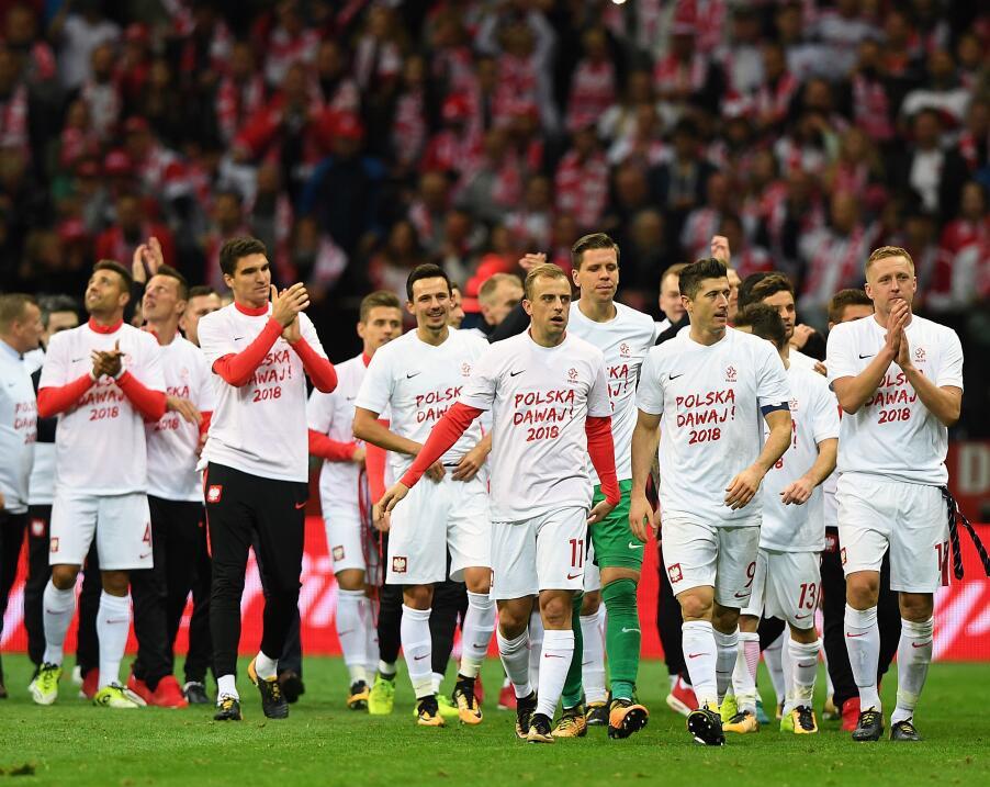 Polonia empató con Uruguay en amistoso gettyimages-859052184.jpg