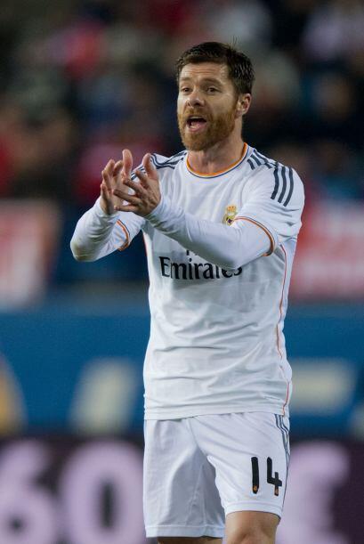 Para la mala fortuna del Madrid, Alonso no podrá estar en la Final. El e...