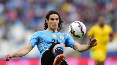 El atacante uruguayo está considerando viajar de inmediato a su país.