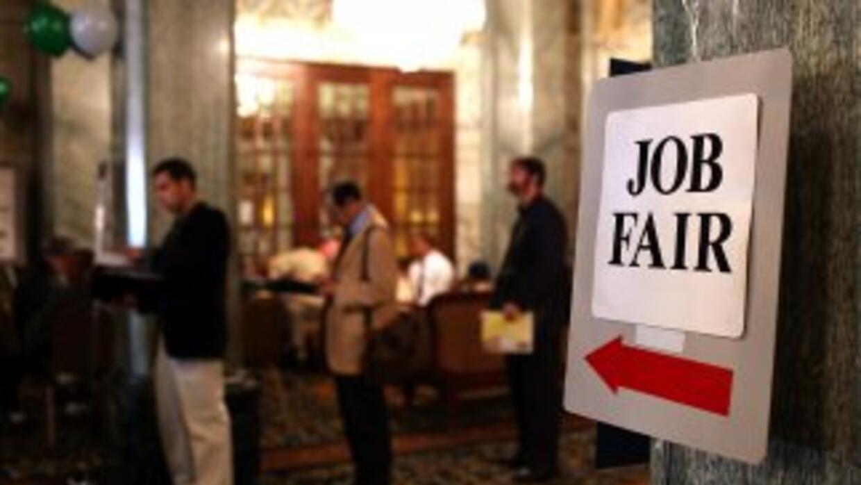 El desempleo entre hispanos en julio se mantuvo sin cambios.