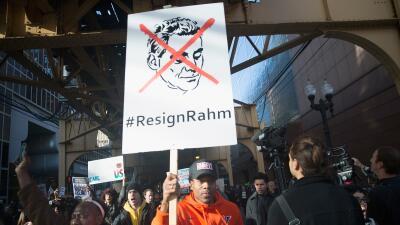 Piden la renuncia de Rahm Emanuel