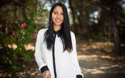 Sarahí Espinoza creó la aplicación Dreamer's Roadma...